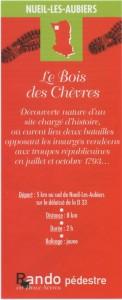 Nueil les Aubiers-Bois