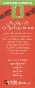 St Aubin Baubigné-Rochejaquelein